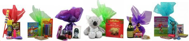 Luxury Party Bags From Kids Wedding Favours