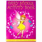Activity Sticker Book - Fairy