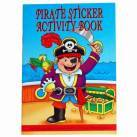 Activity Sticker Book - Pirate
